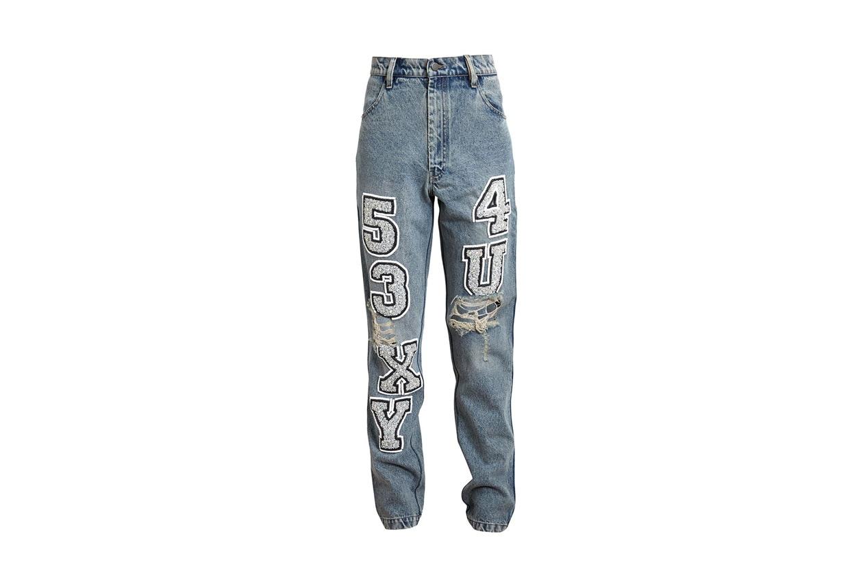 ashish jeans