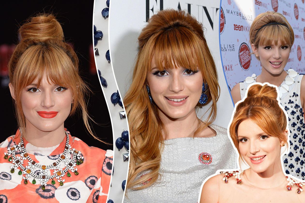 BEAUTY Bella Thorne capelli 00 Cover collage