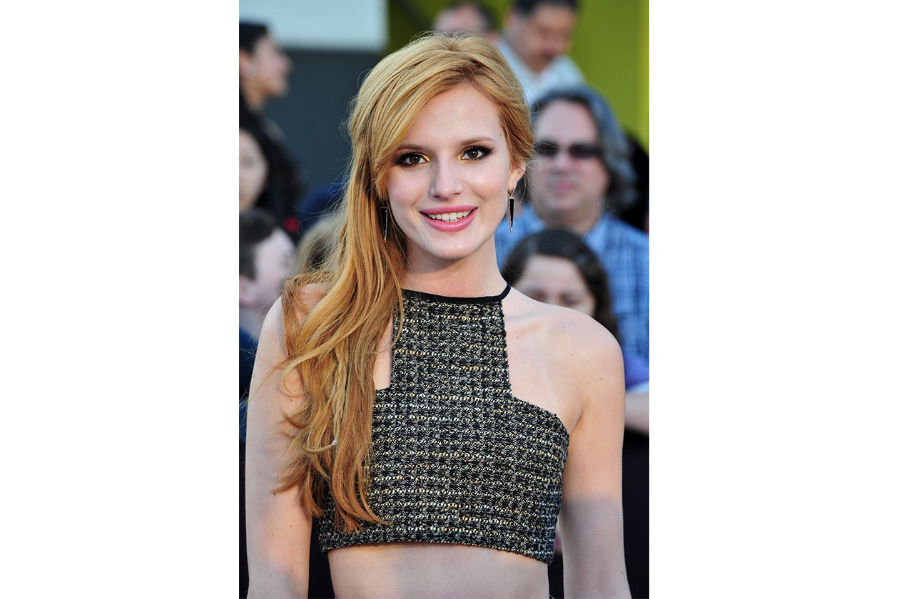 BEAUTY Bella Thorne capelli 479449435 10