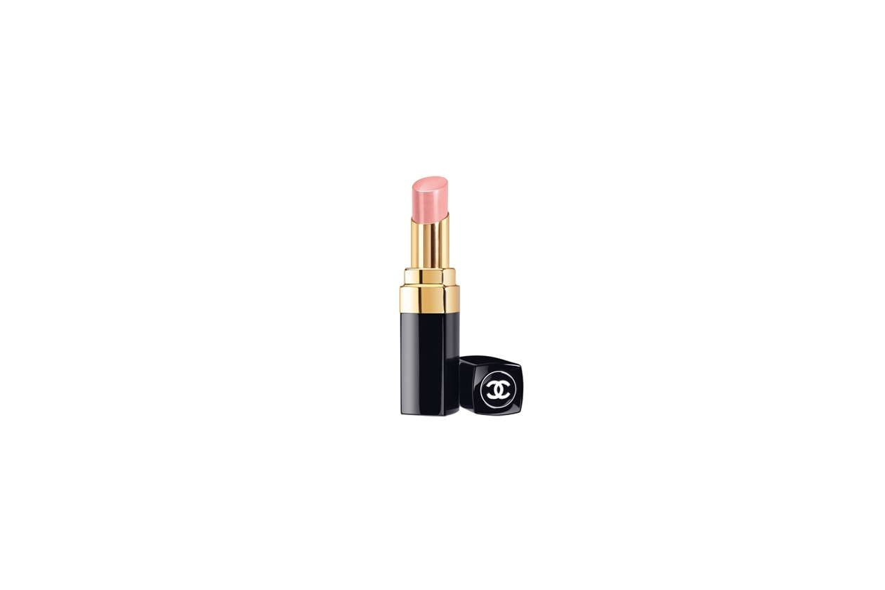 chanel ROUGE COCO SHINE canotier