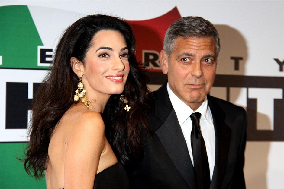 Tutto è pronto per le nozze di George Clooney e Amal Alamuddin