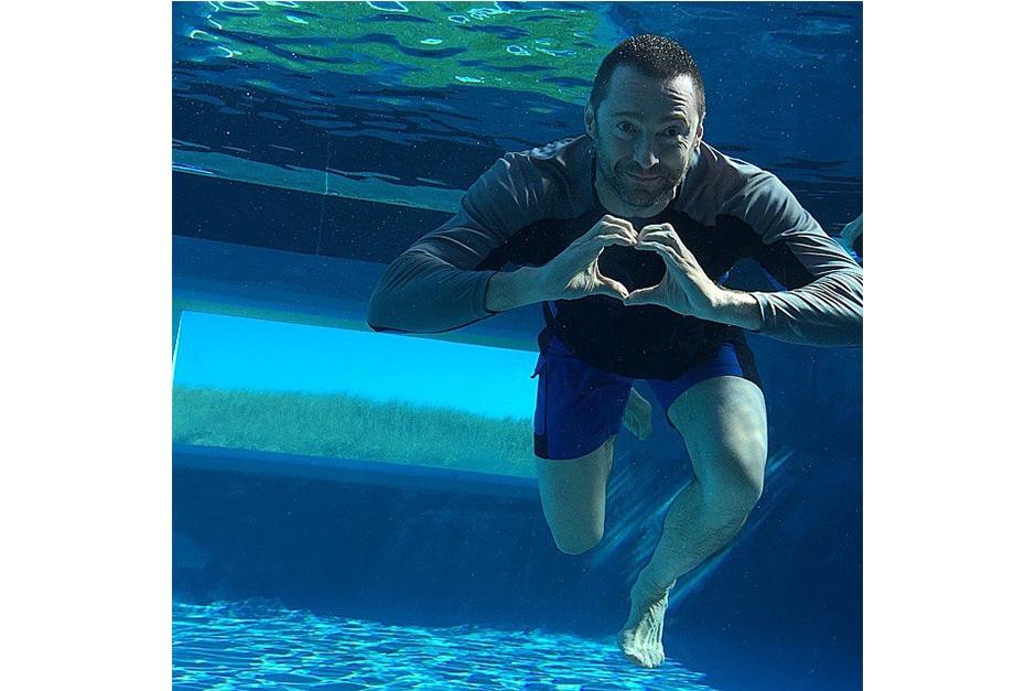 Hugh Jackman (sì, anche noi ti amiamo)