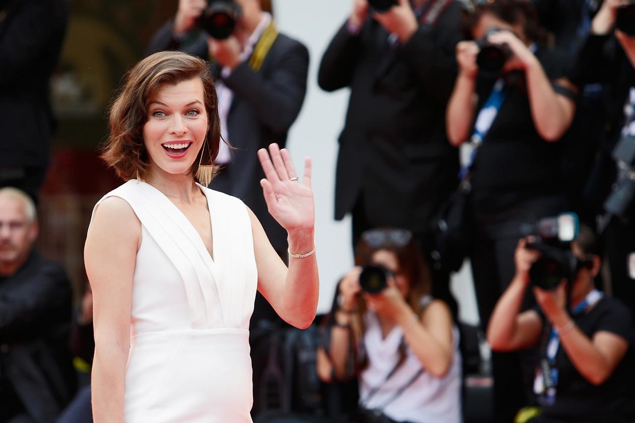 Festival del Cinema di Venezia 2014: i migliori beauty look delle celeb sul red carpet