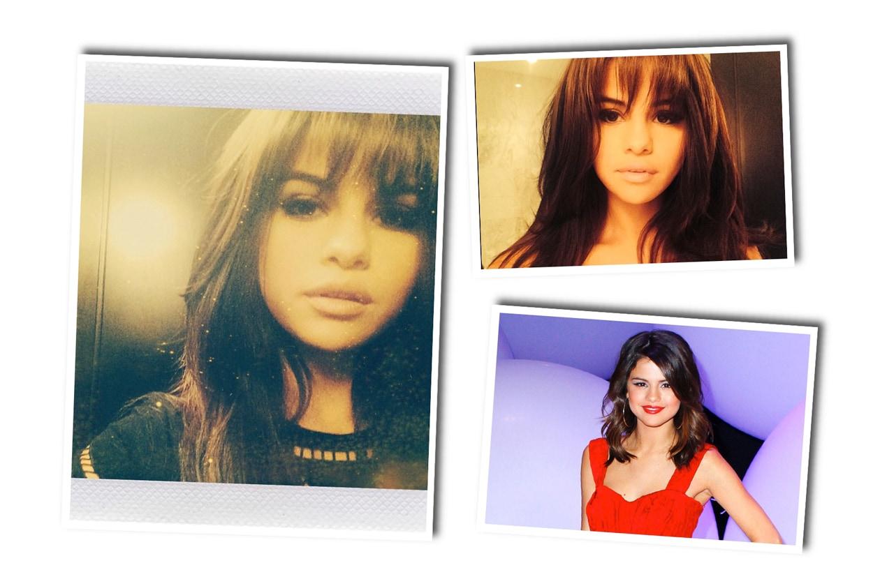 Selena Gomez: i beauty look dagli smokey eyes fino all'hairstyle con frangia