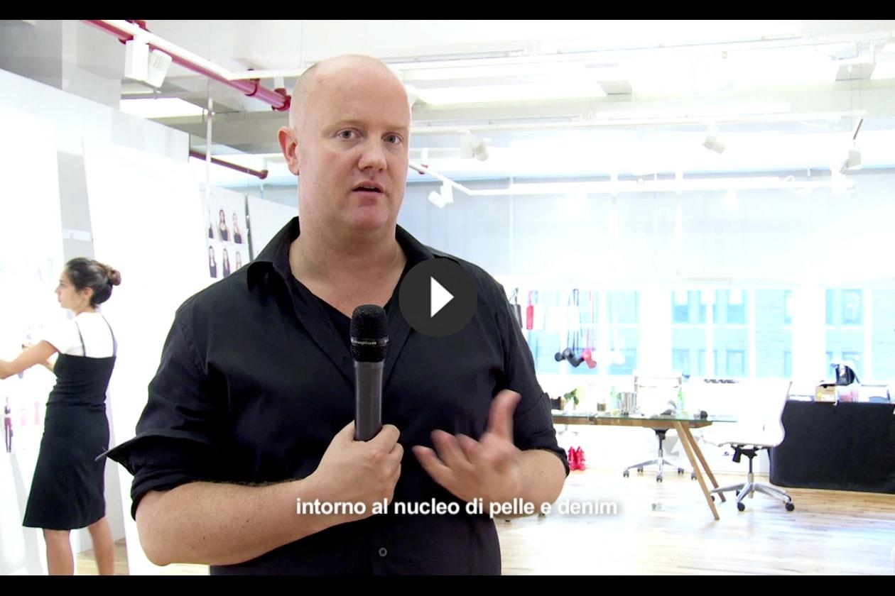 Andreas Melbostad: l'intervista esclusiva al designer di Diesel Black Gold