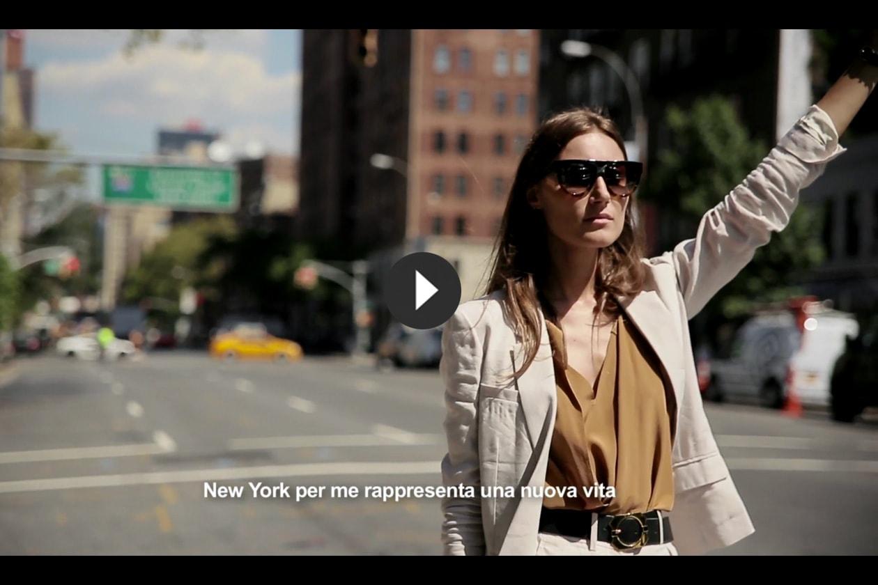 New York Fashion Week: una giornata con Giorgia Tordini