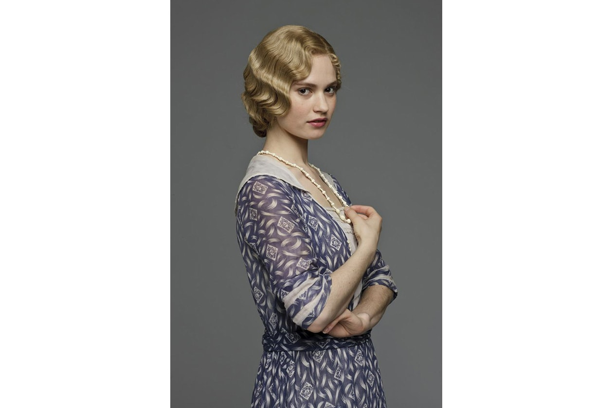 Beauty Lily james beauty 35f9ee902d6b93d49ab0a936b0cce744