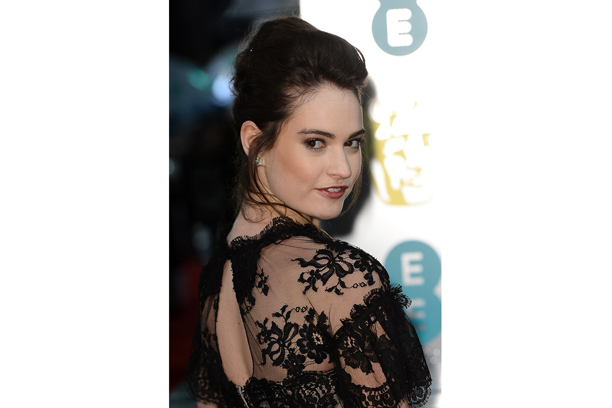Beauty Lily james beauty 161396177