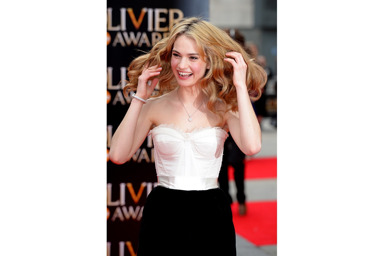 Beauty Lily james beauty 167719277