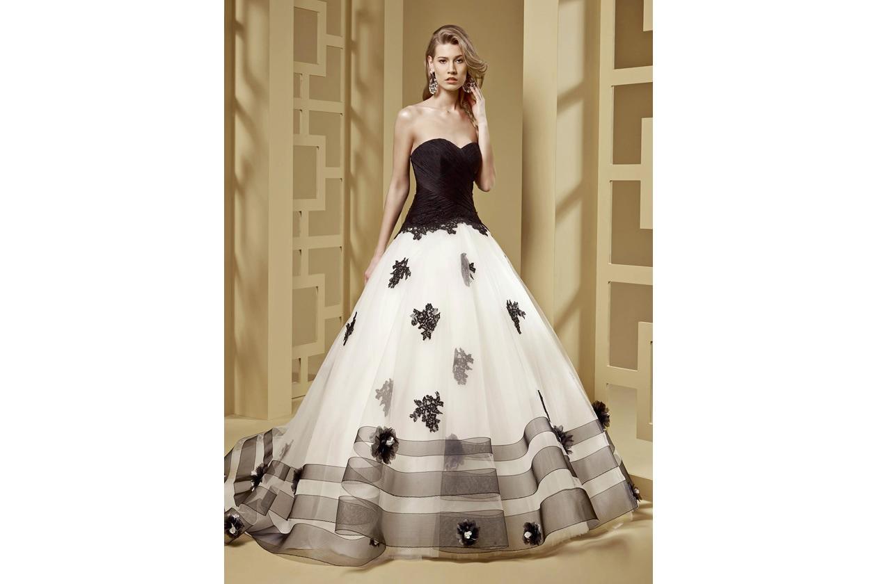 nicole spose ROAB15845IVBK Romance moda sposa 2015 208