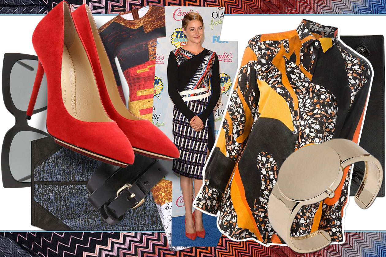 Fashion Get the Look Shailene s Style 00 Cover collage