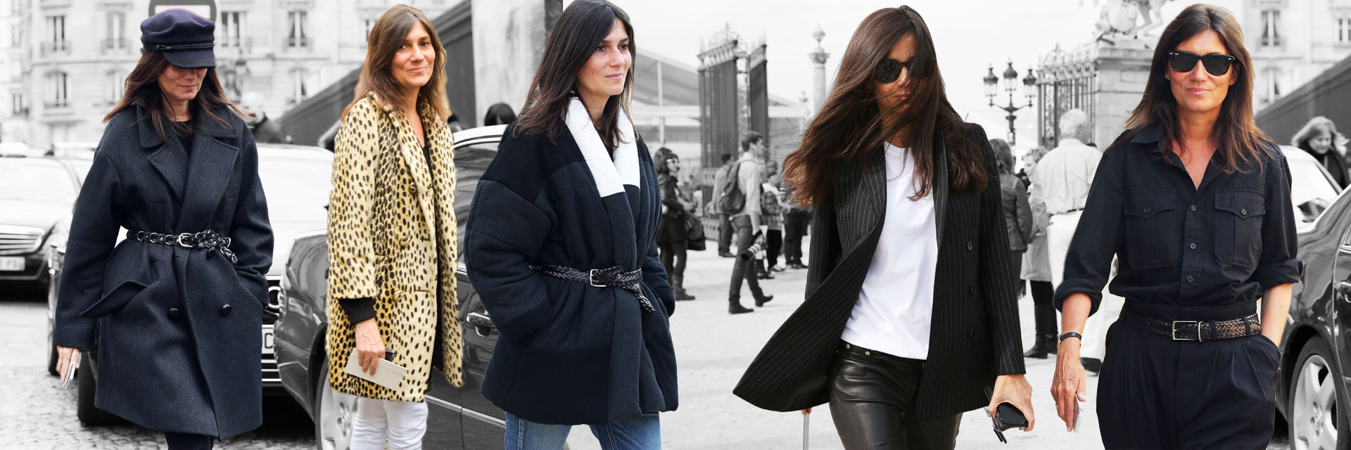 Emmanuelle Alt: i look dell'Editor-in-Chief di Vogue Paris