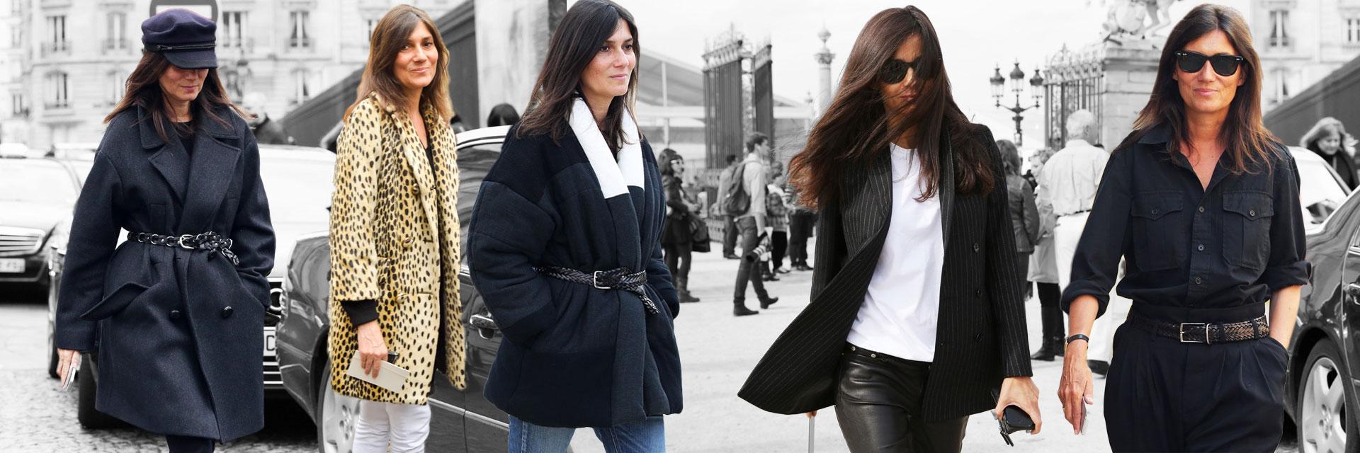 Emmanuelle Alt: i look dell'Editor-in-Chief di Vogue Paris
