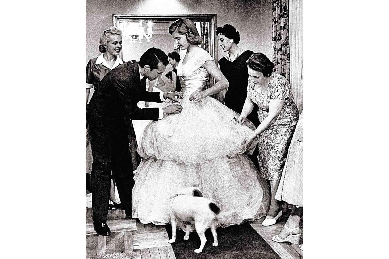 1956: l'abito per Beatrice Cabot Lodge