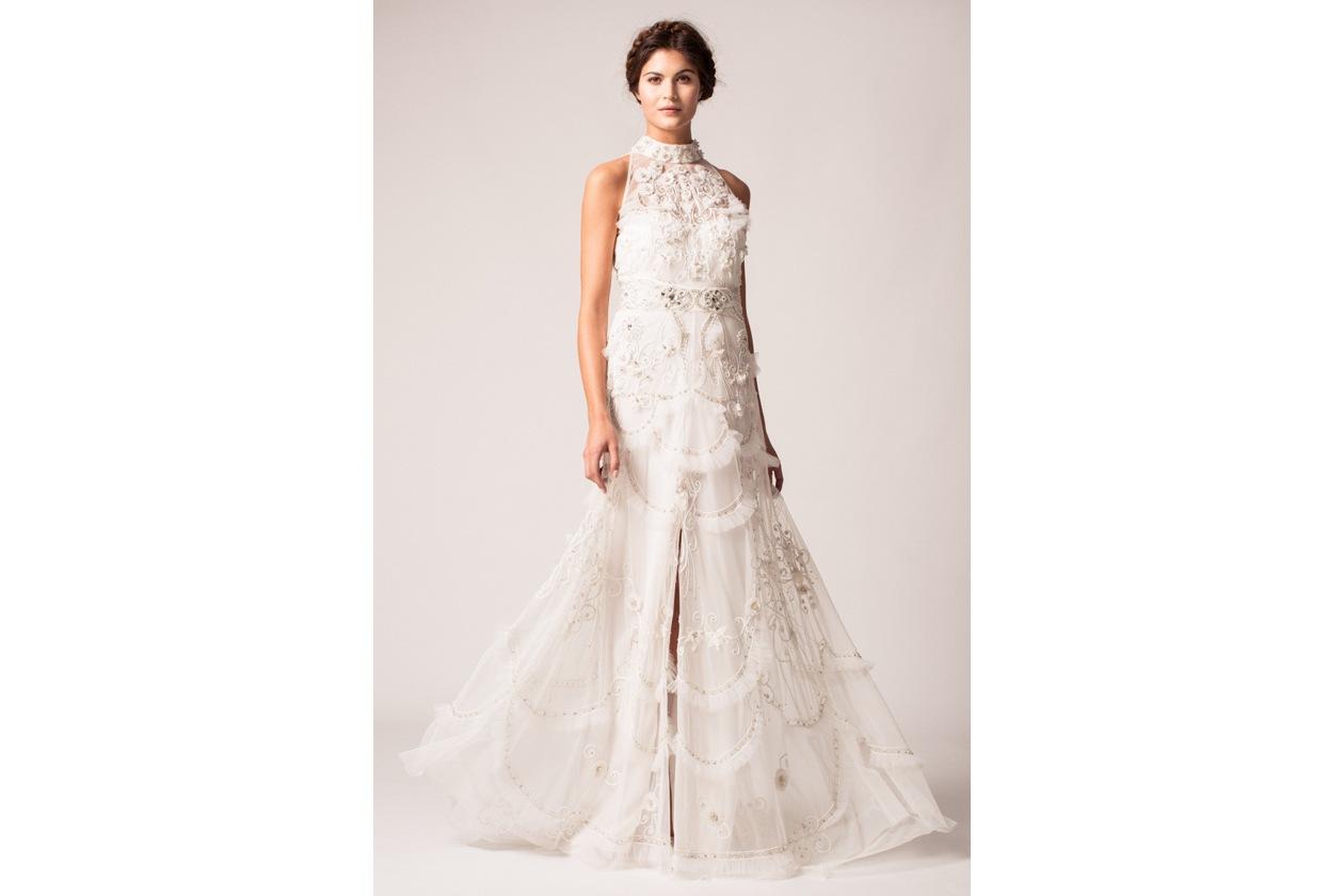 3 lilac dress