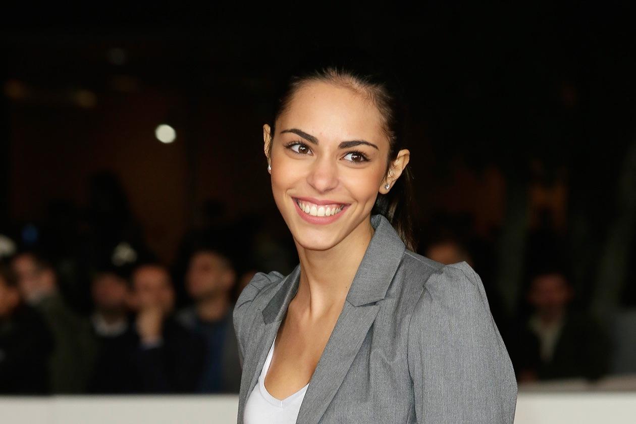 Alex Cerlino: beauty look semplice