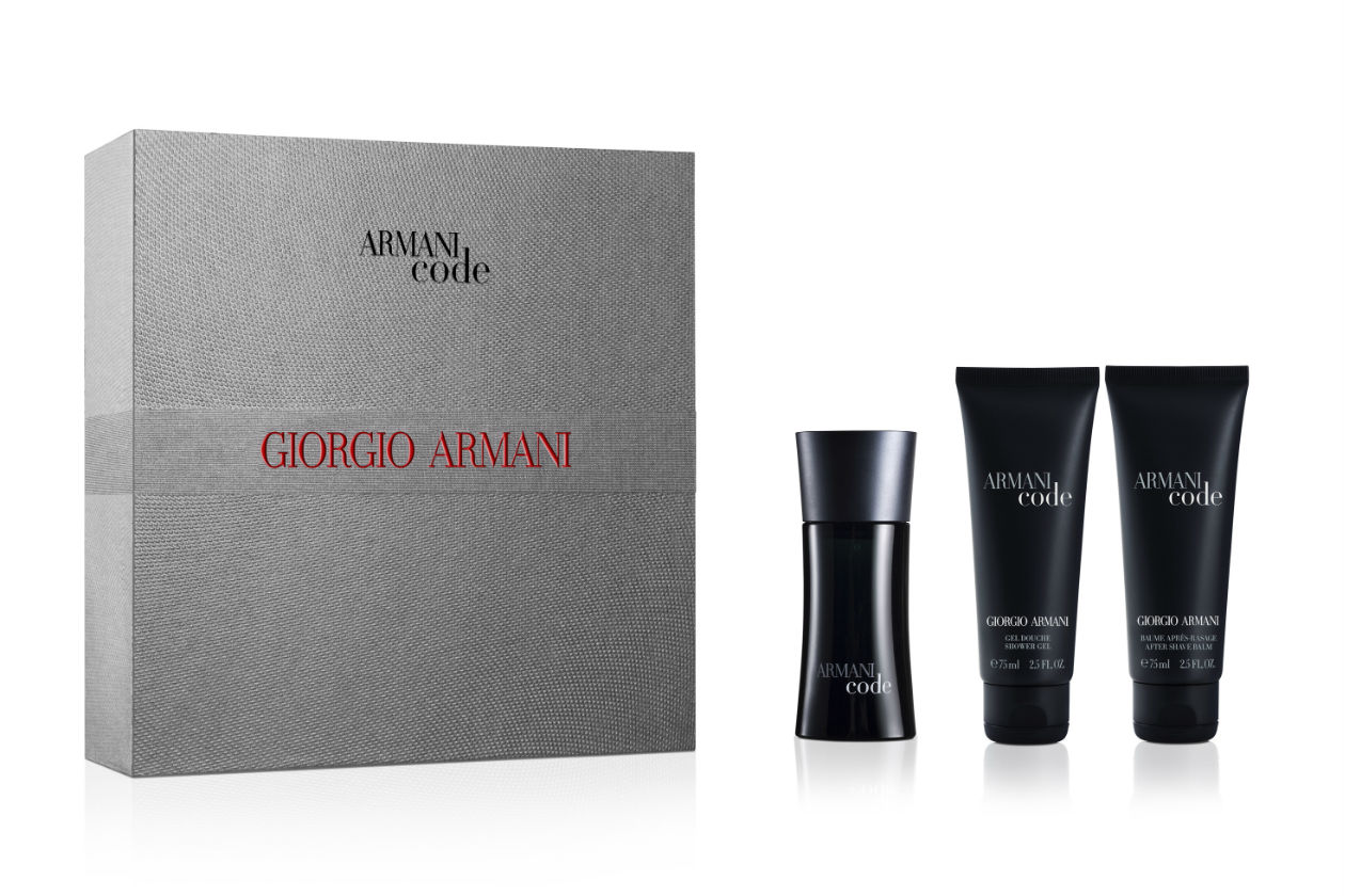 Armani Code by Giorgio Armani Parfums