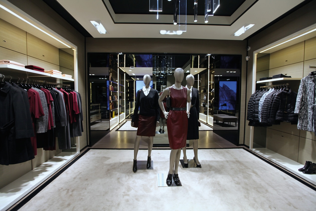 BOSS Flagship Stores Rome 02