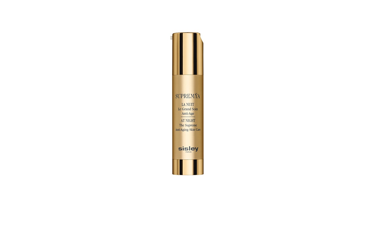 Beauty Beauty routine by night 154000 supremya la nuit le grand soin anti age