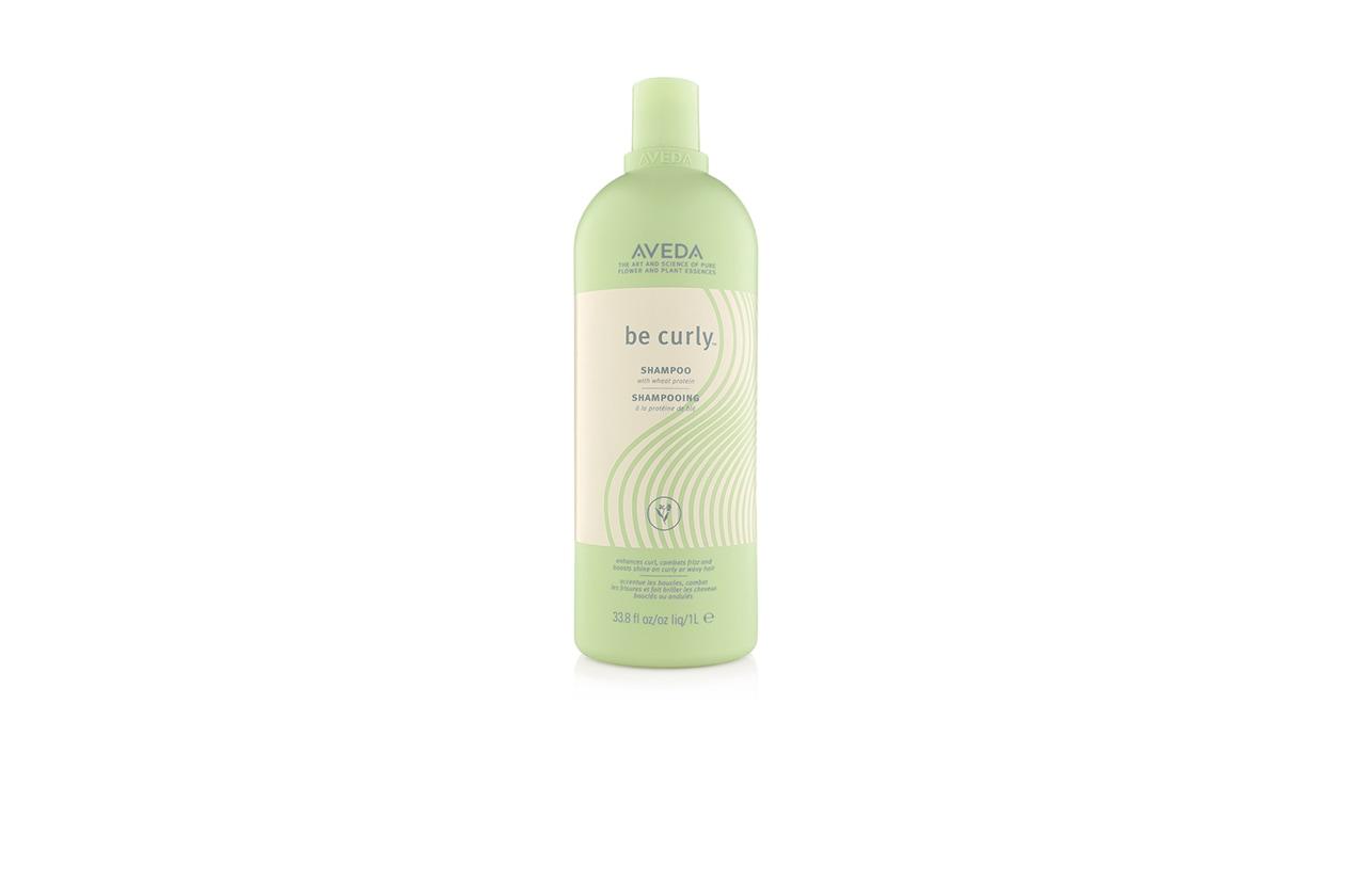 Beauty Capelli Ricci da Sfilate e Prodotti Aveda Be Curly Shampoo