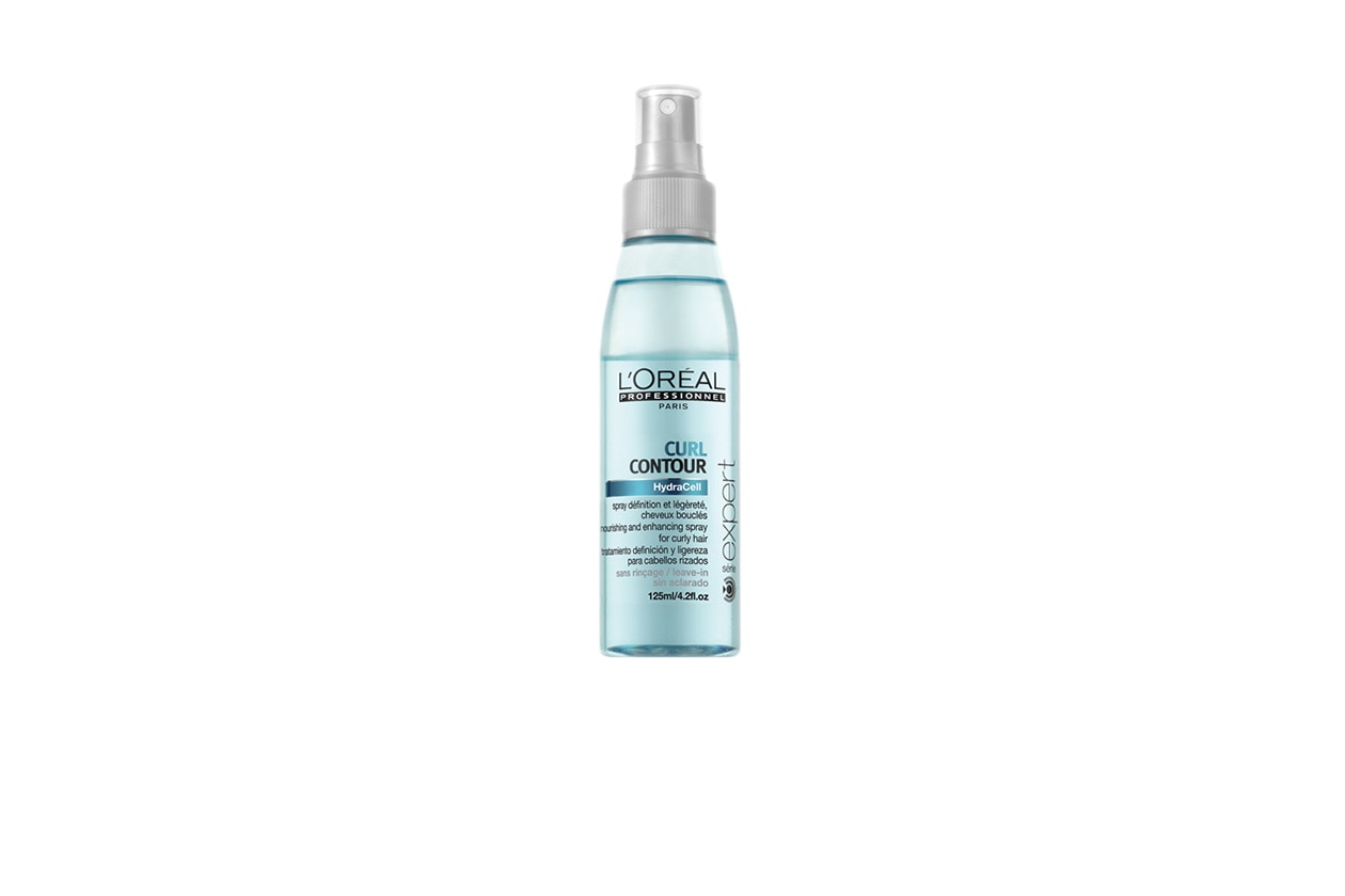 Beauty Capelli Ricci da Sfilate e Prodotti L Or al Professionnel Serie Expert Curl Contour Nourishing Enhancing Spray 125ml 1376491160