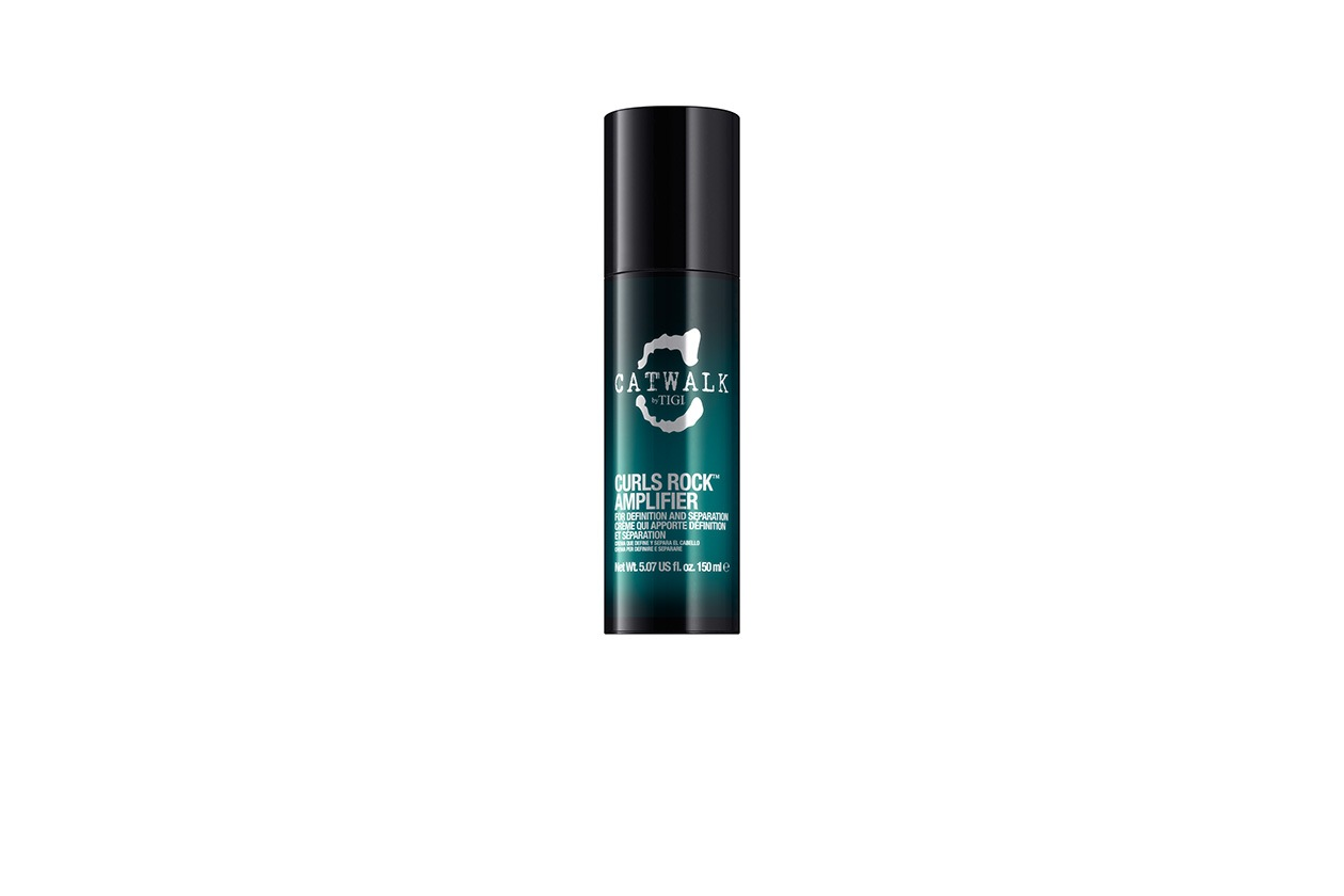 Beauty Capelli Ricci da Sfilate e Prodotti TIGI Catwalk Curlesque Curl Collection Curls Rock Amplifier 150ml 1405412485
