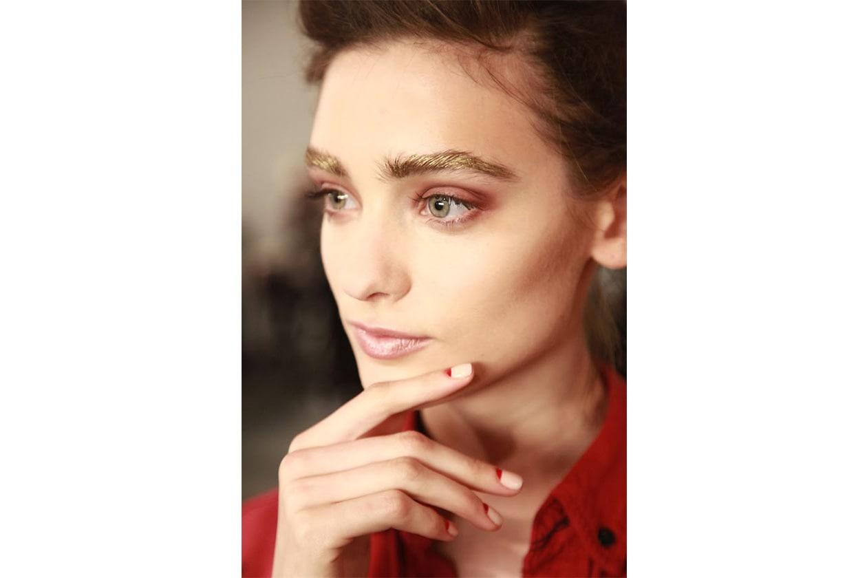 Beauty Gallery Recap Nailart AI half moon 1545 700 .Zoya Nail polish herchcovitch runway nails web620