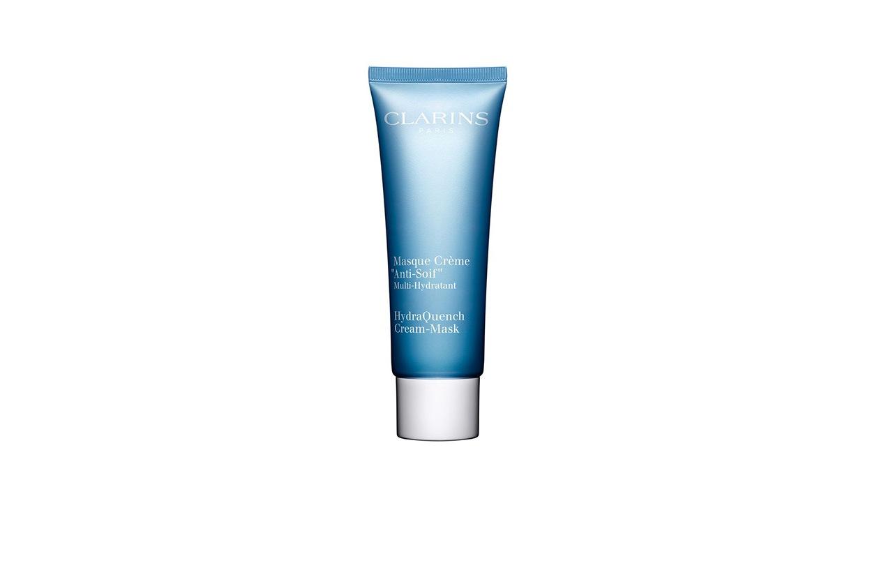 Beauty Maschere viso 2014 Clarins masque creme anti soif