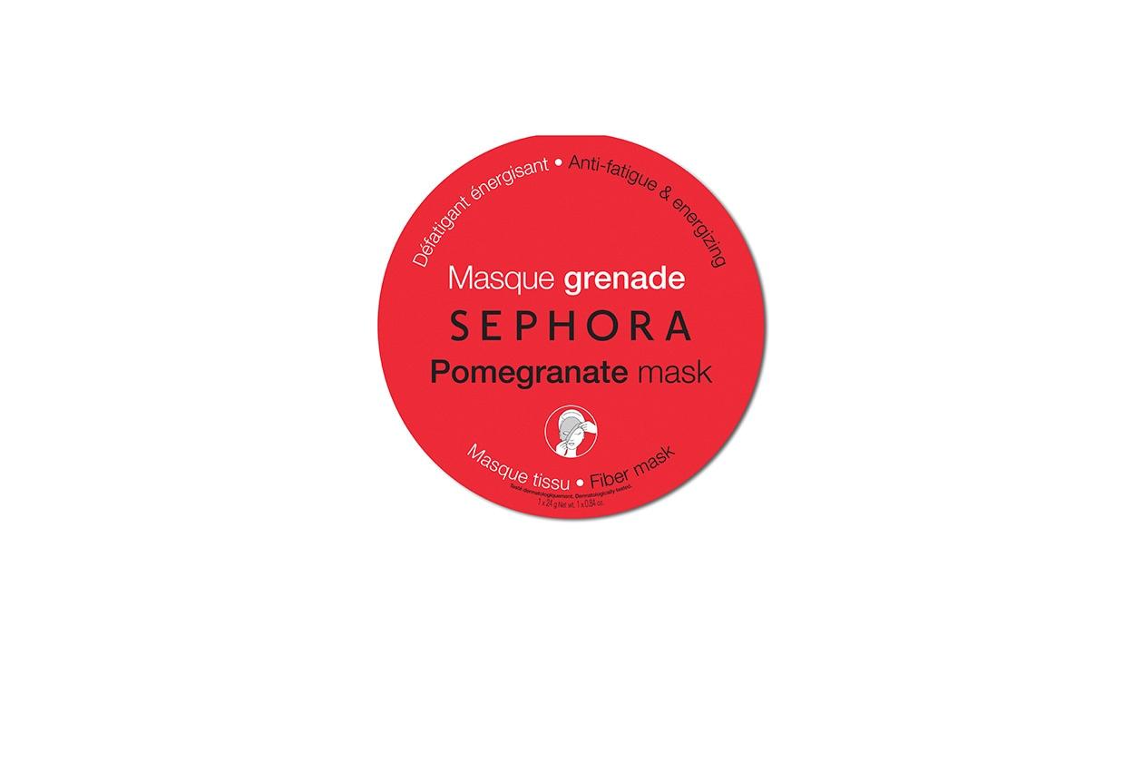 Beauty Maschere viso 2014 Sephora masque grenade V3
