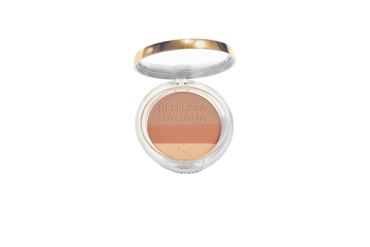 Beauty NATURAL MAKE UP BELLEZZA ITALIANA PERFEZIONATORE BONNE MINE W