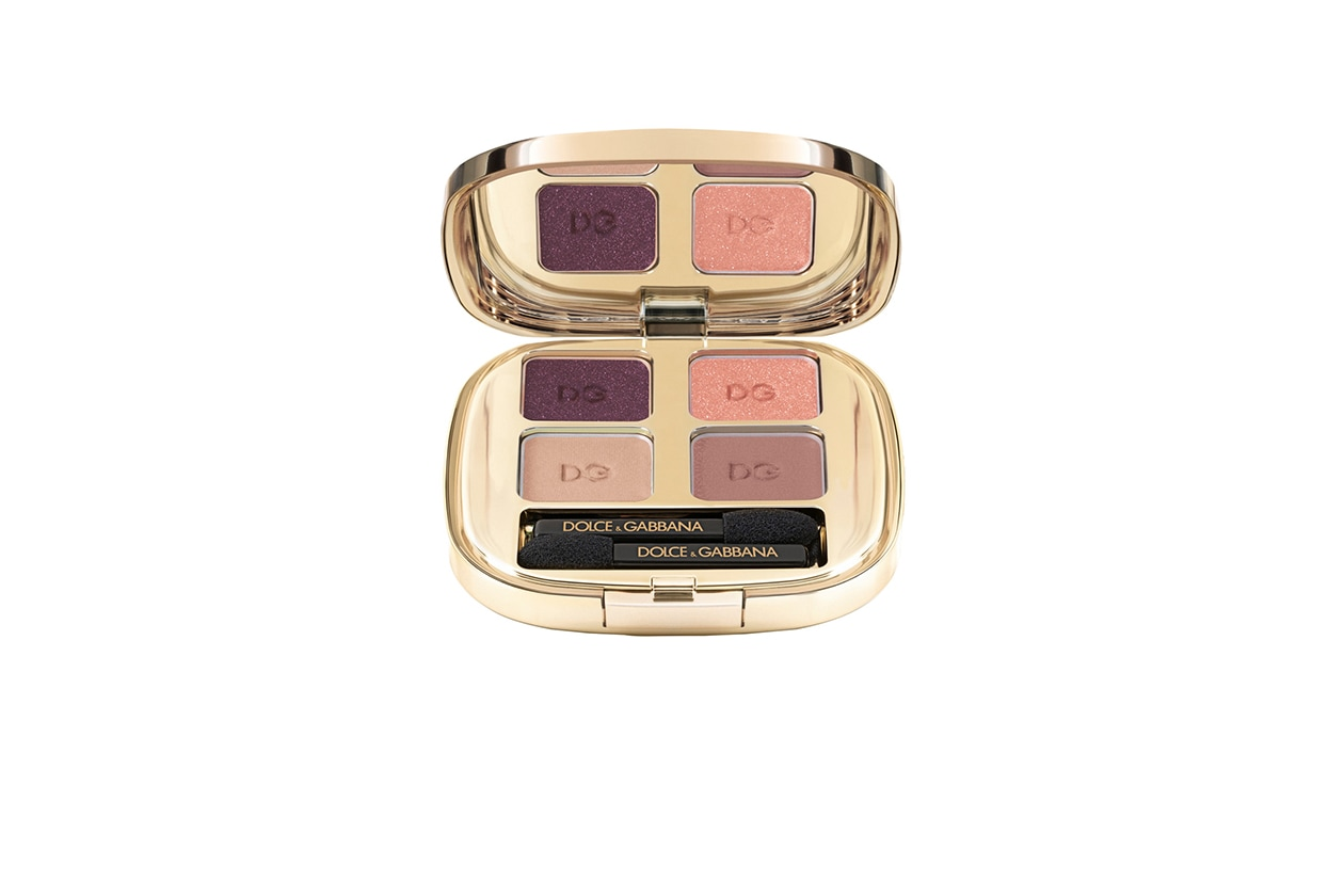 Beauty NATURAL MAKE UP Dolce Gabbana Occhi The Eyeshadow Quad