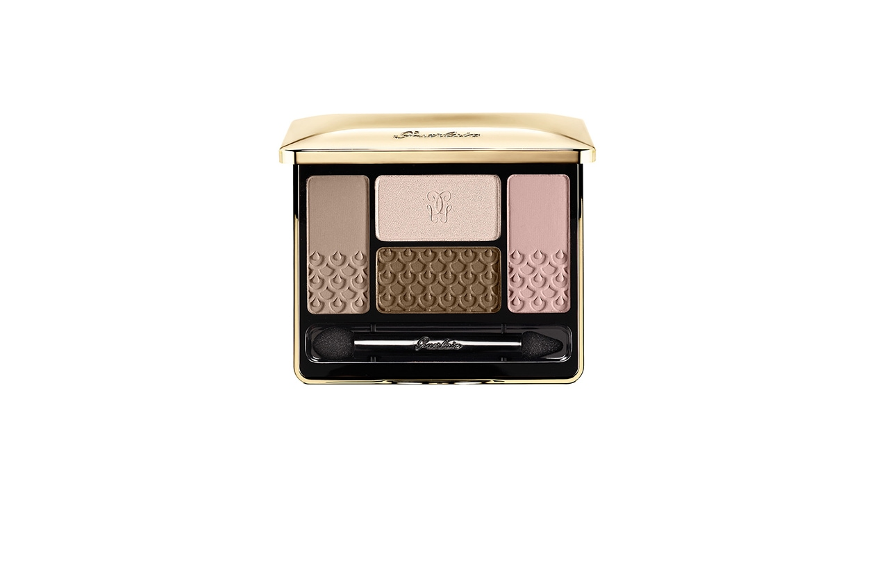 Beauty NATURAL MAKE UP Guerlain Occhi Ombre Eclat 4 Colours