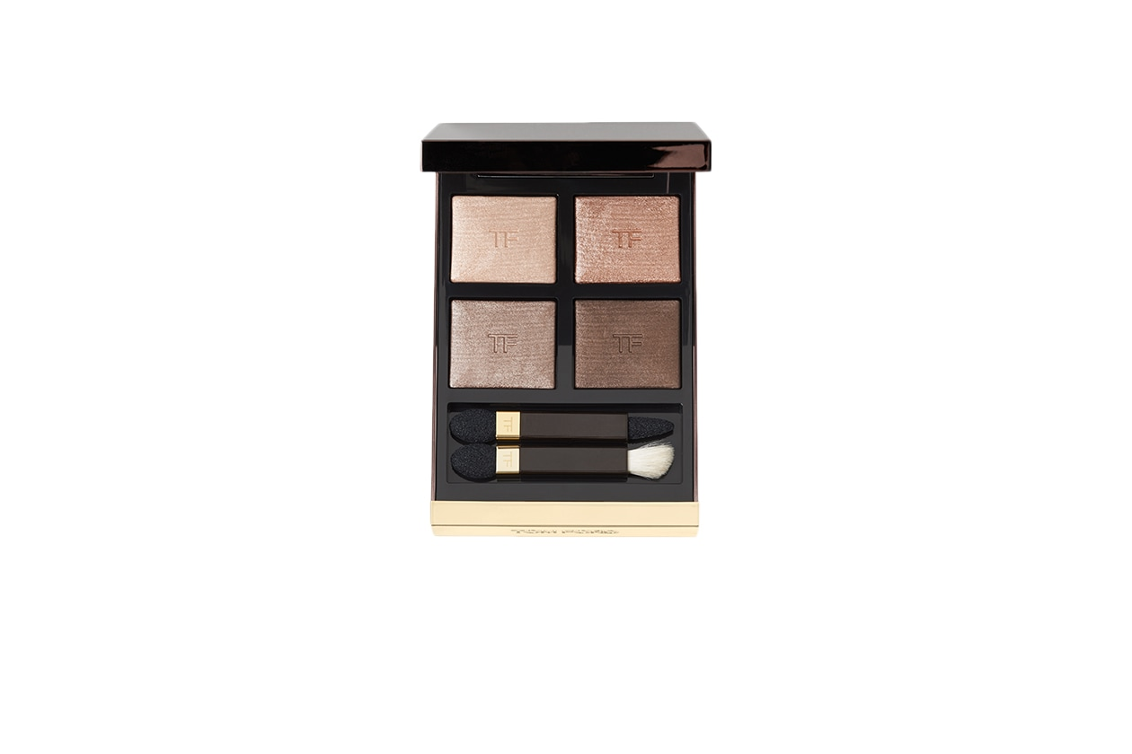 Beauty NATURAL MAKE UP TF and EYE and QUAD NUDE and DIP WHITE