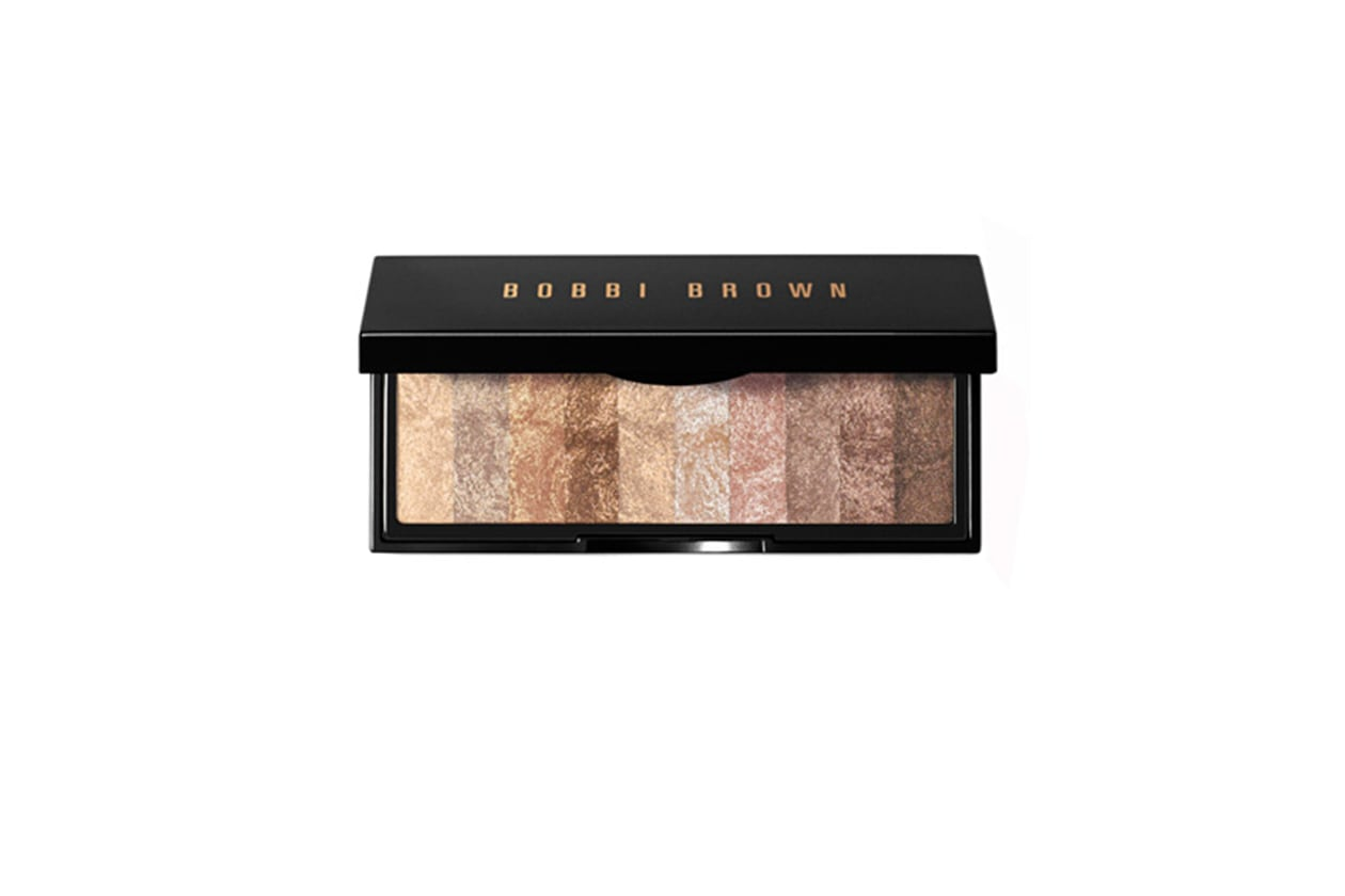 Beauty NATURAL MAKE UP bobbi brown shimmer brick