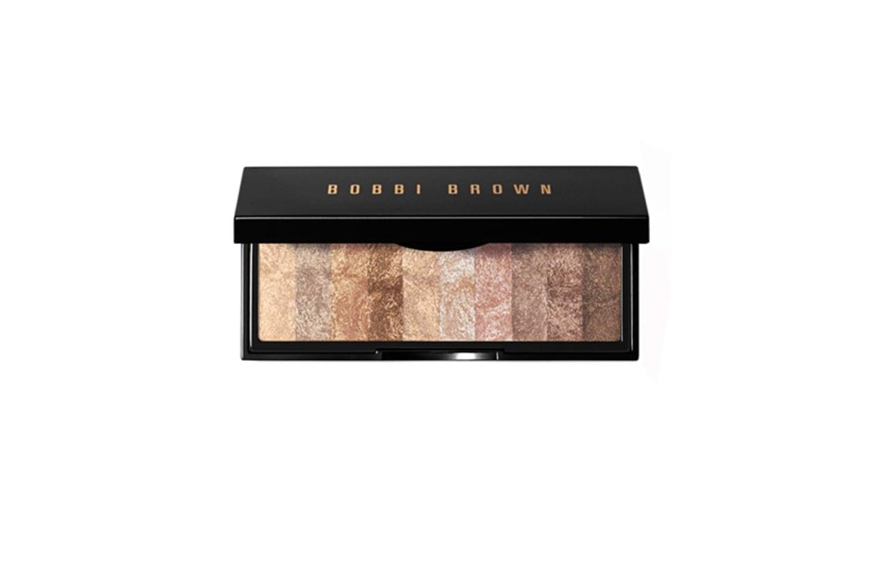 Beauty NATURAL MAKE UP bobbi brown shimmer brick