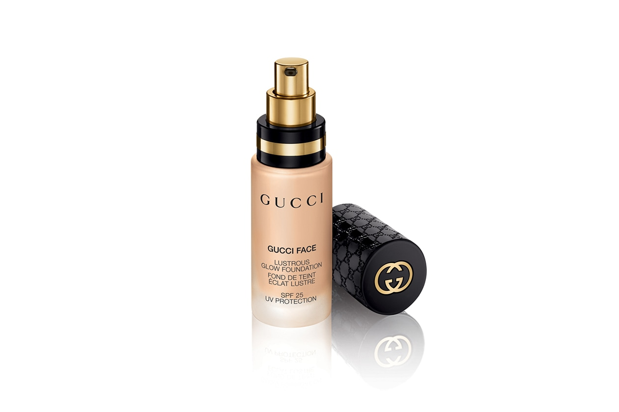 Charlotte Casiraghi beauty look: Gucci Lustrous Glow Foundation