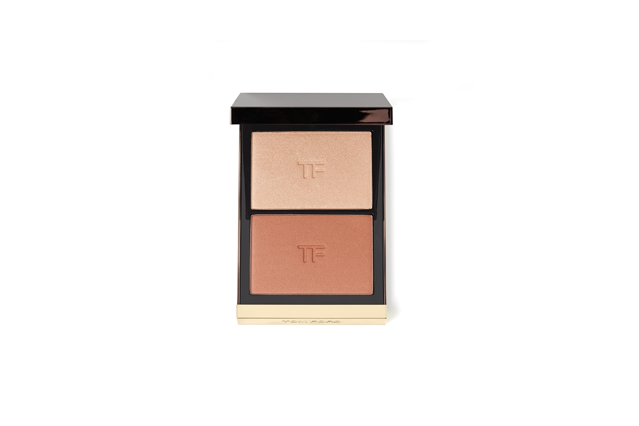 Charlotte Casiraghi beauty look: Tom Ford Cheek Color Duo