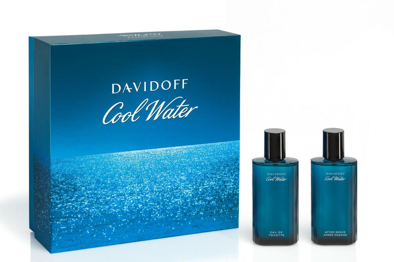 Davidoff Cool Water: il kit