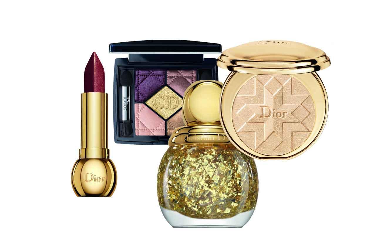 Dior Golden Shock Christmas 2014