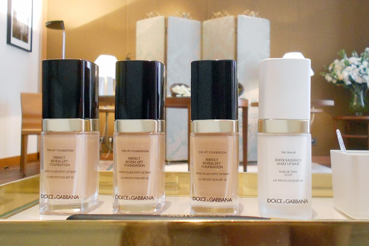 Dolce&Gabbana Beauty: The Lift Foundation e The Primer