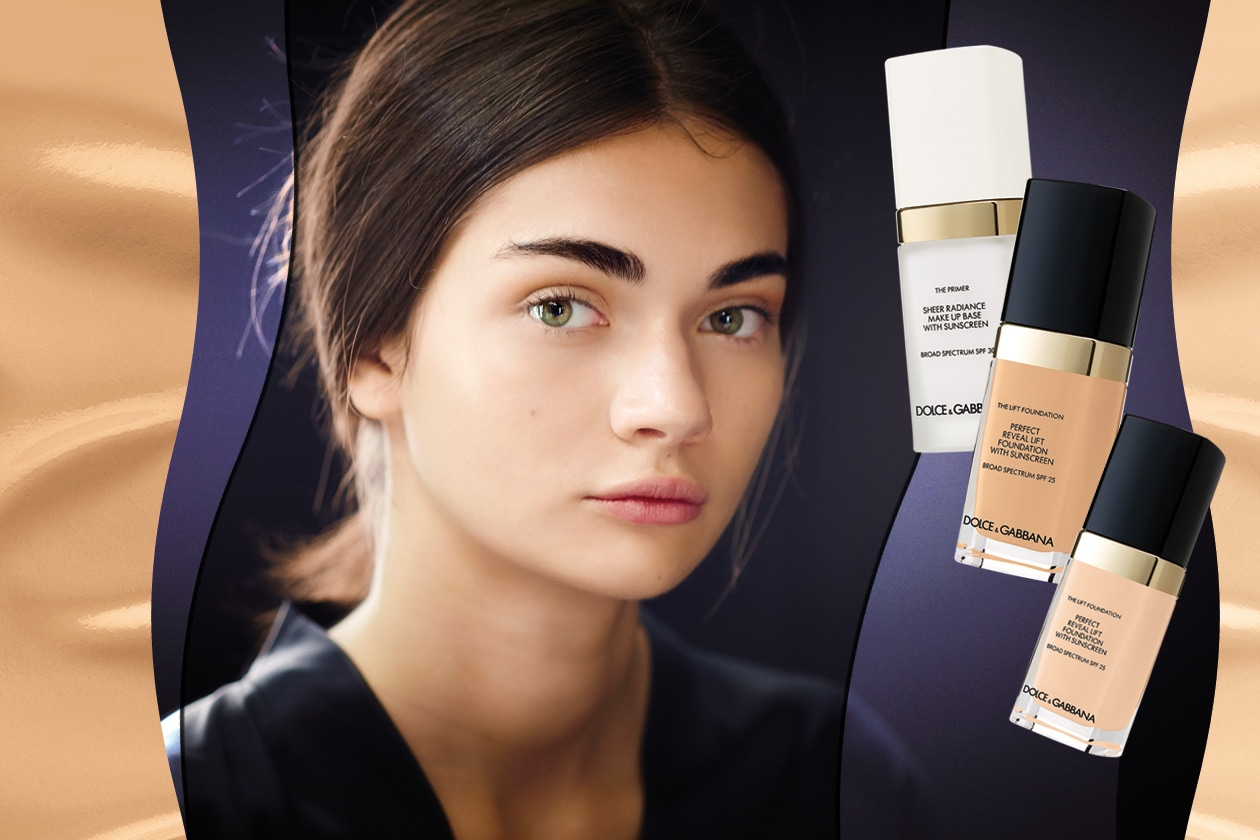 Dolce&Gabbana Beauty ha lanciato la sua prima linea Skincare e due nuovi prodotti make up: The Lift Foundation e The Primer. Scoprite le novità con Grazia.IT