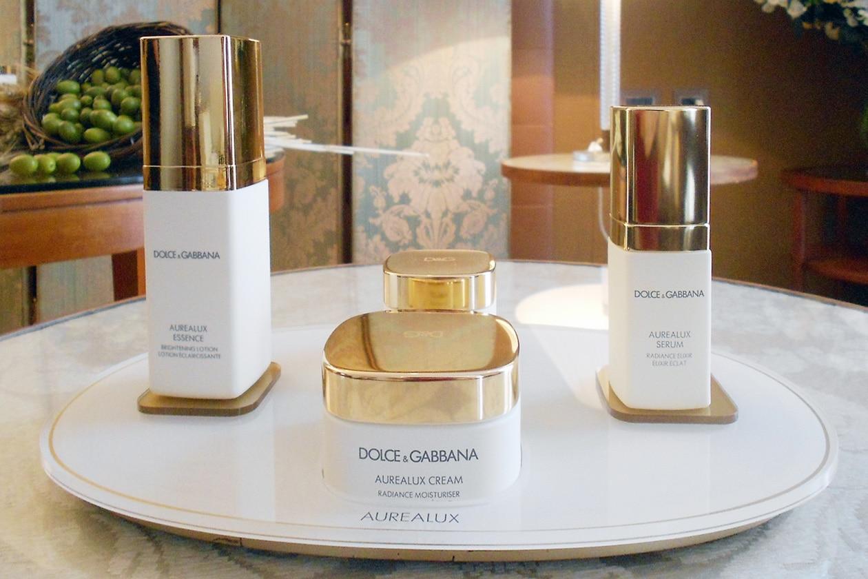 Dolce&Gabbana Skincare Aurealux