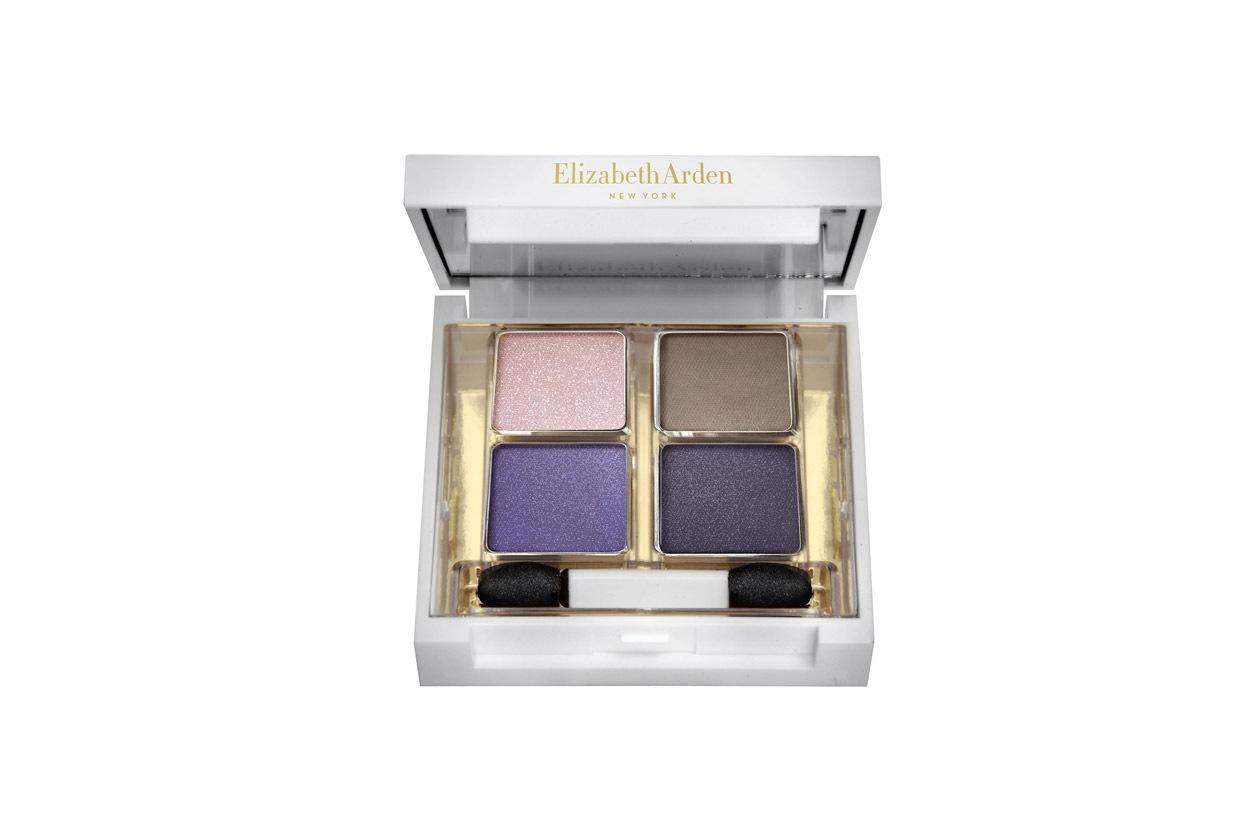 Eye Shadow Quad Push Purples 02