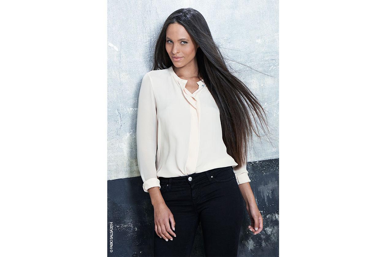 FABIO SALSA: Extralong hair