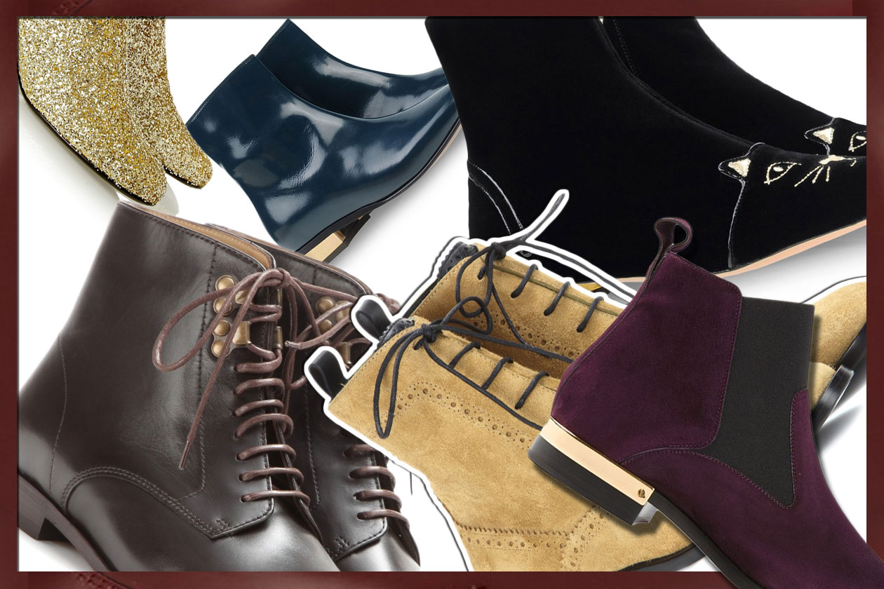 Fashion Booties are for lovers 00 Cover collage