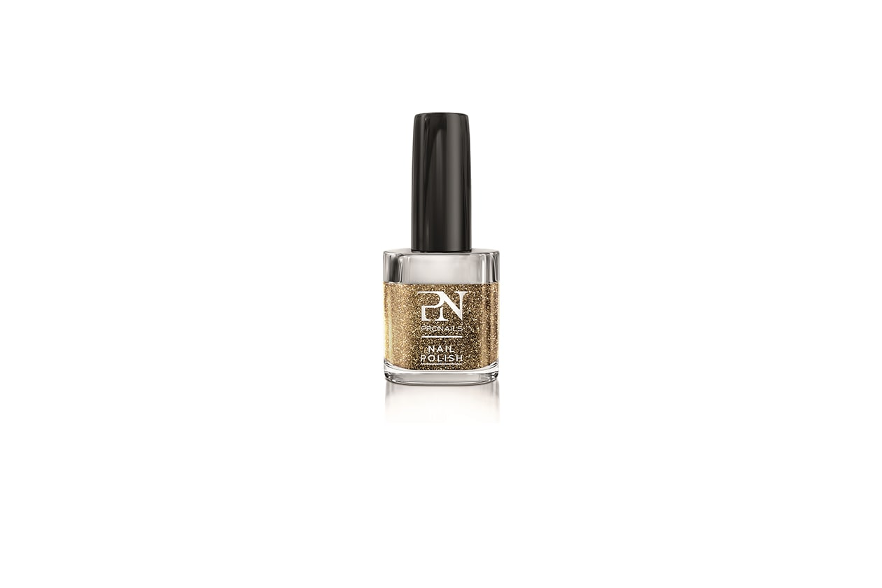 Inverno hot con il Nail Polish 347 Gold & Pepper di Pro Nails