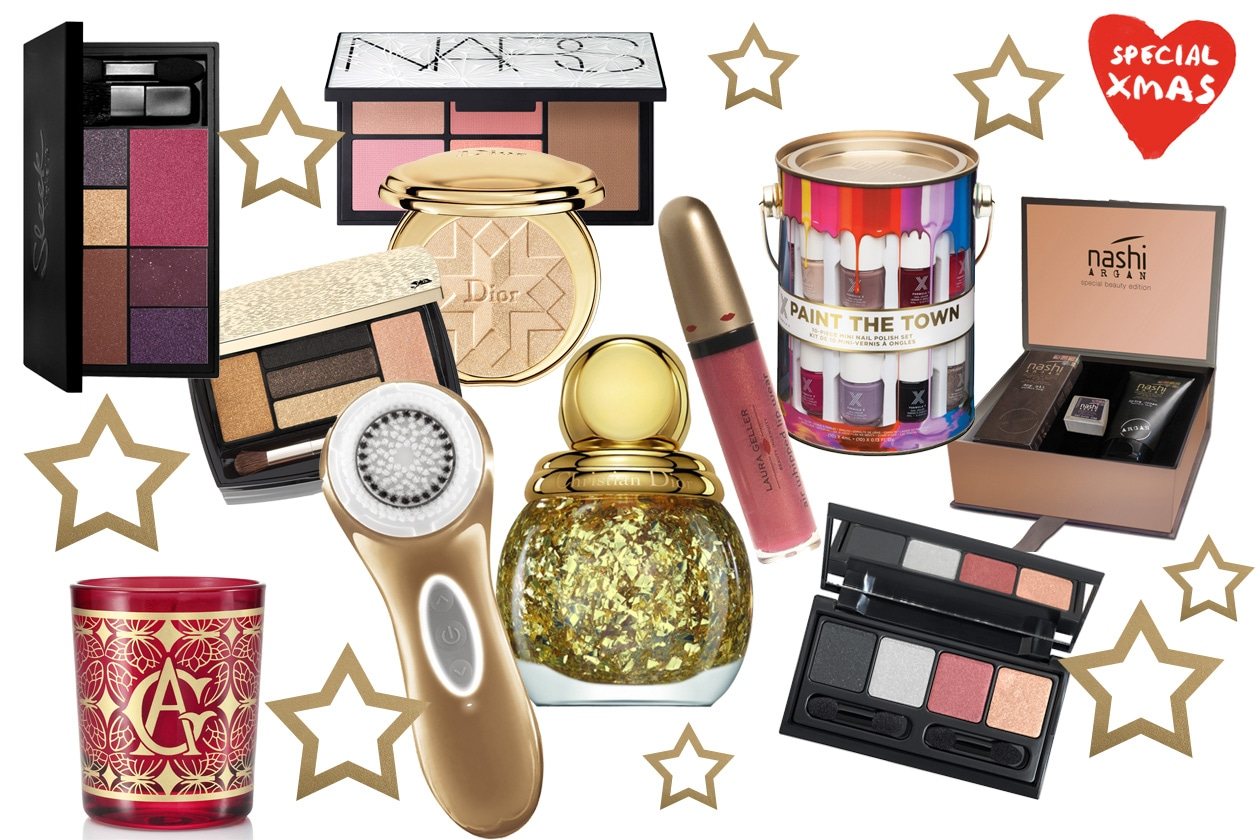 LE IDEE REGALO BEAUTY PER IL NATALE 2014