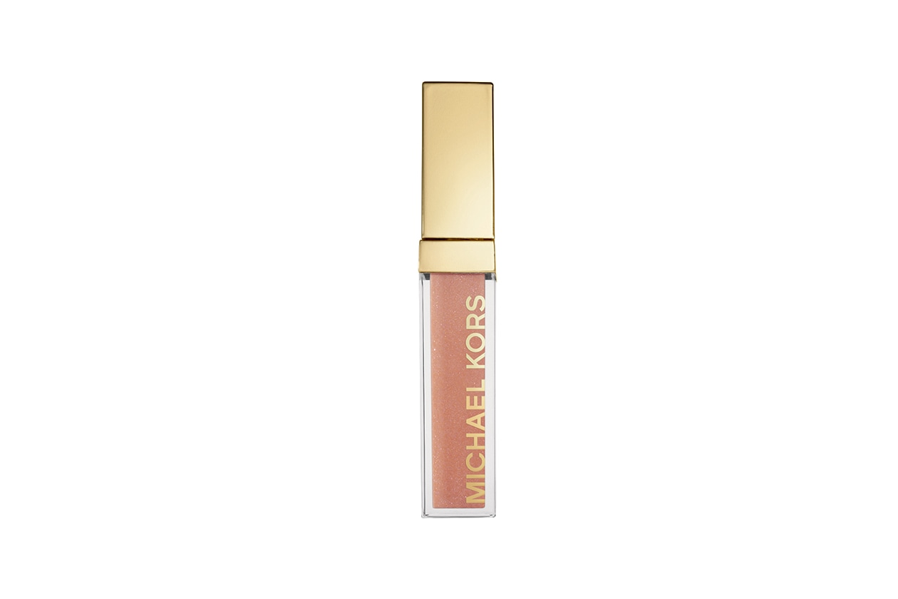LIPGLOSS NUDE: Michael Kors Lip Luster – Muse