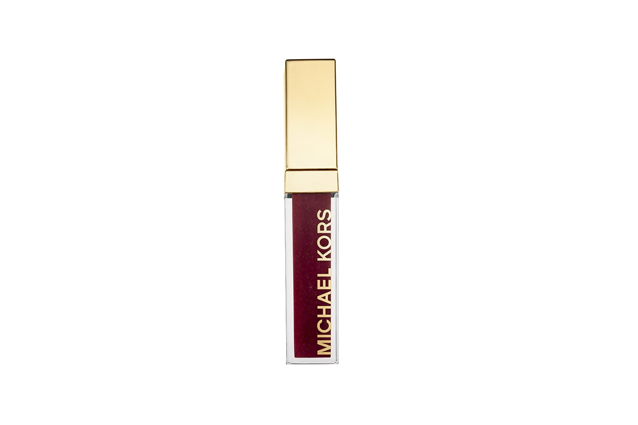 LIPGLOSS ROSSO: Michael Kors Lip Luster – Icon