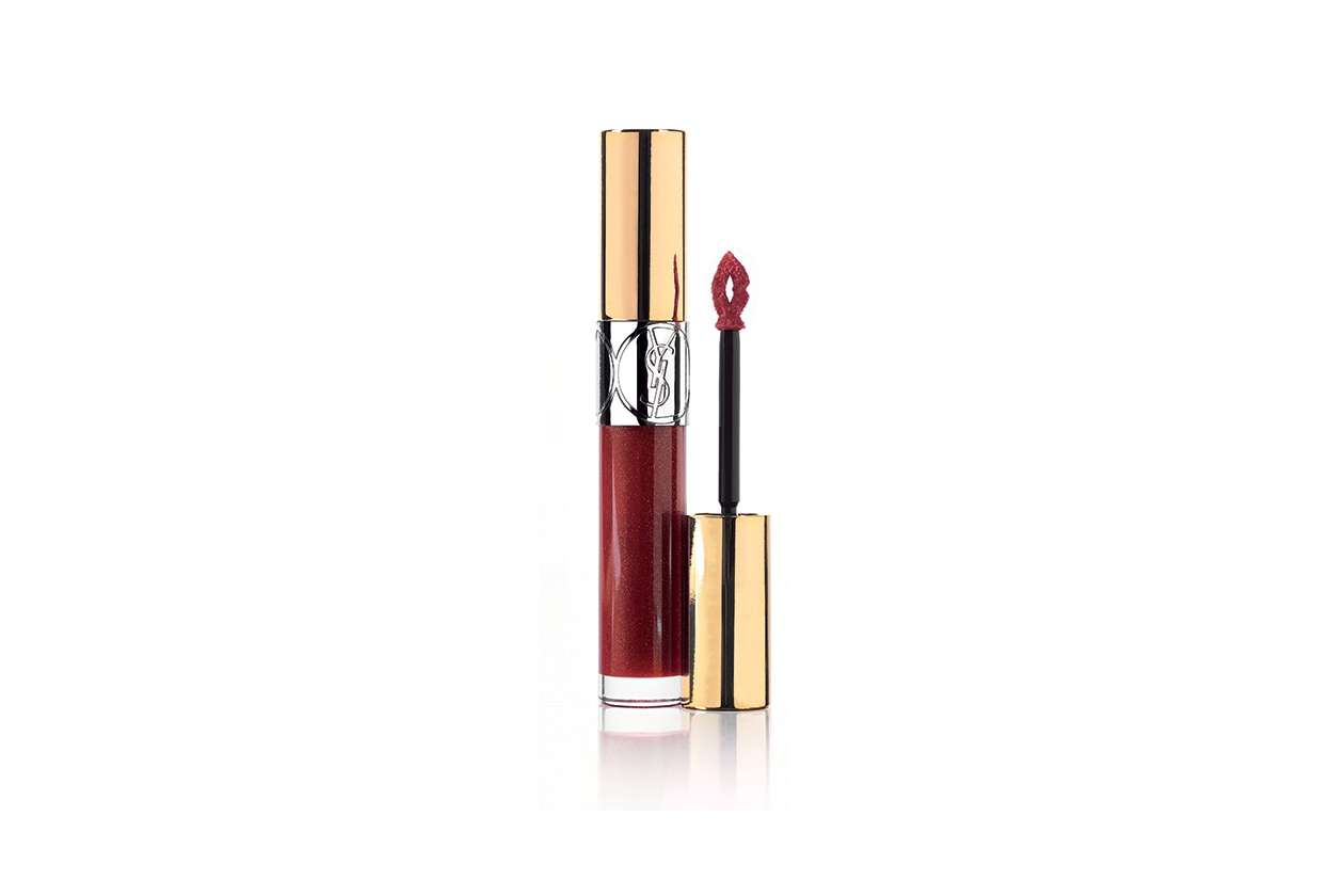 LIPGLOSS ROSSO: YSL Beauty Gloss Volupte – 106